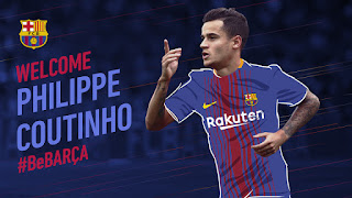 OFFICIAL: Barcelona, Liverpool Agree Lucrative Deal for Philippe Coutinho.