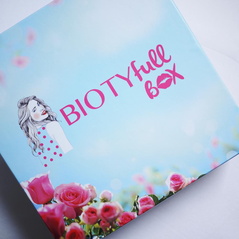 Biotyfull Box de Mai - Vous êtes exceptionnelles ;)