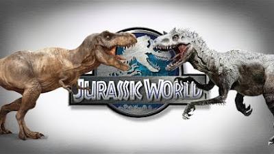 Indominus Rex vs Tiranosaurio Rex