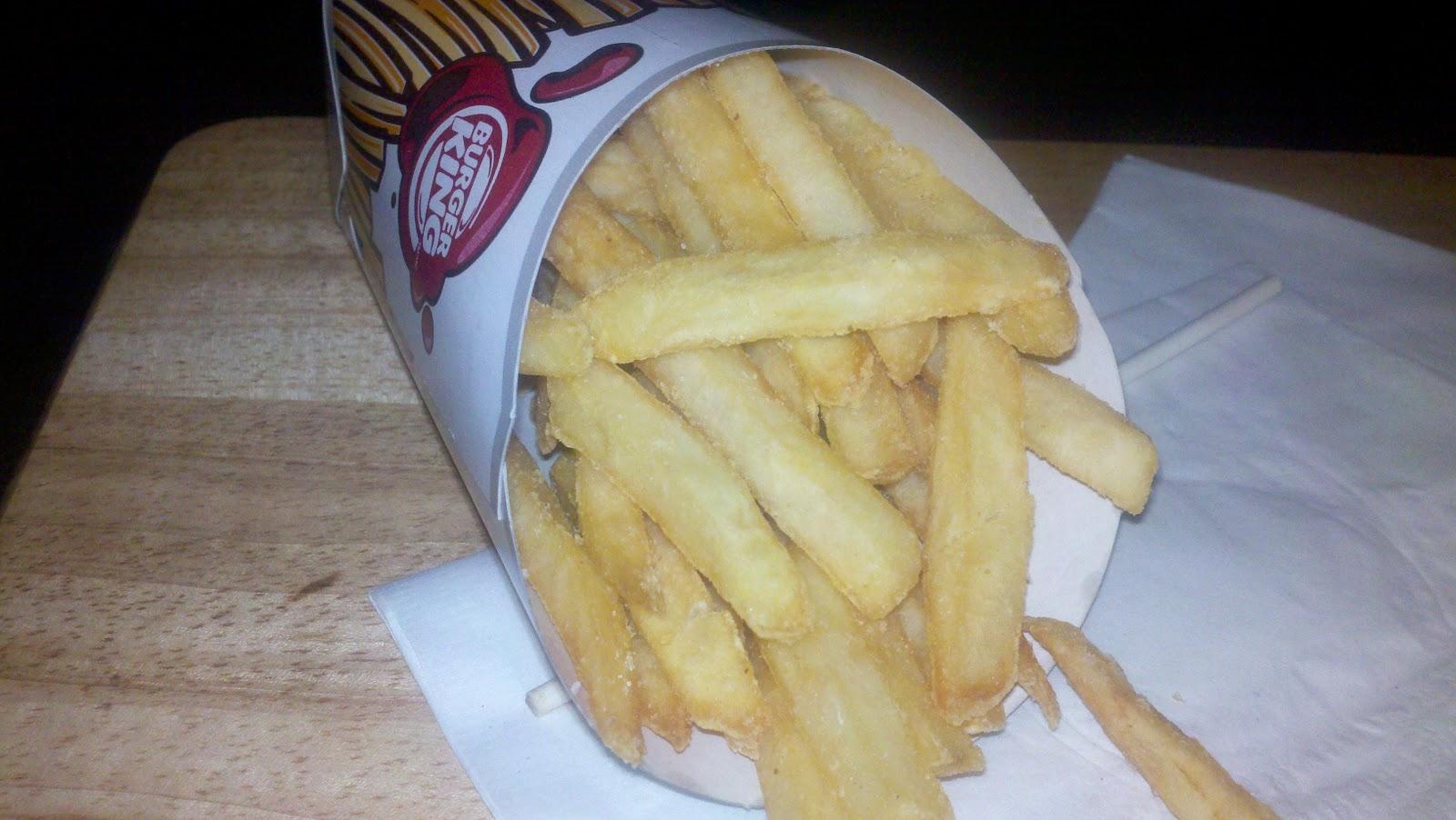 Random Dude Eats Random Food: Burger King Still Sucks: New