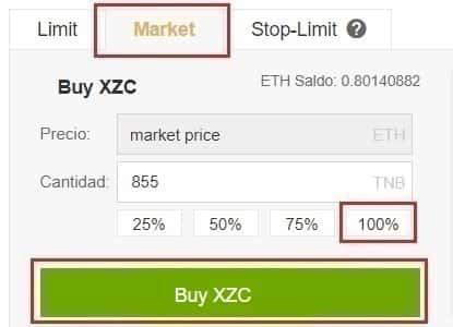 Cómo Comprar e Invertir en Criptomoneda ZCoin (XZC)