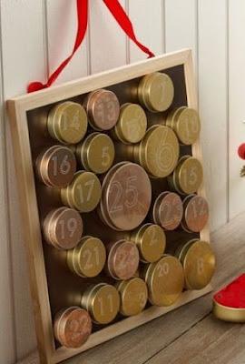 Starbucks Advent Calendar!