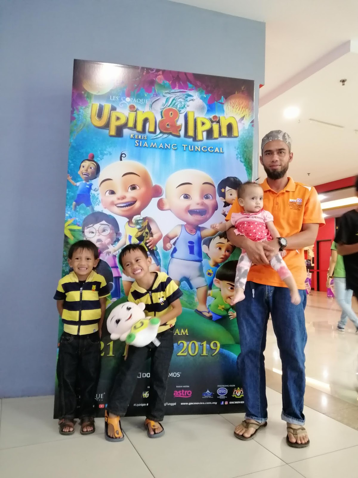 Review movie upin ipin keris siamang tunggal 2019