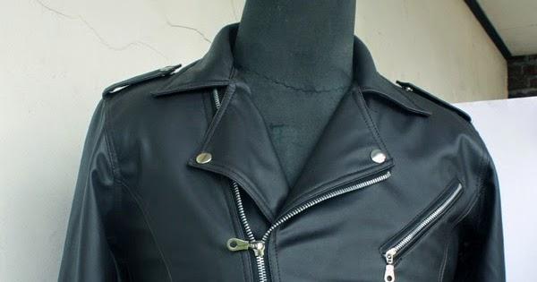 Jaket Kulit Sintetis Ramones - Daftar Harga Terkini dan Terlengkap ... 4252f0c1a4