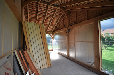Converting the Barn
