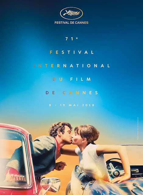 Cannes 2018 Poster