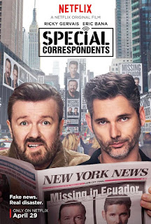 Special Correspondents (2016) Movie Subtitle Indonesia