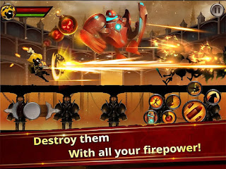 Stickman Legends – Ninja Hero v2.0.1 Mod