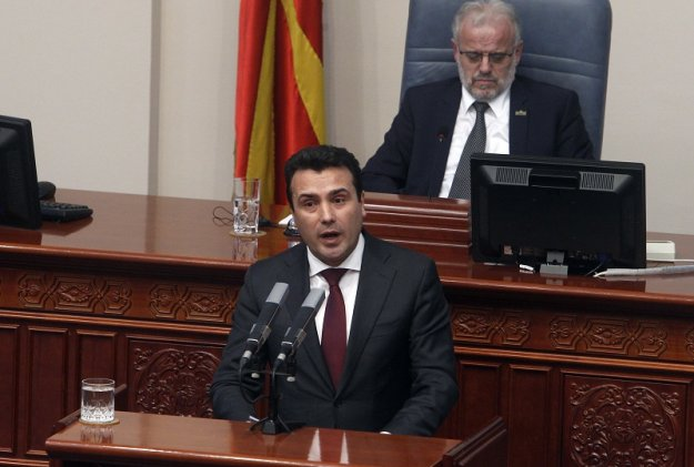 Ζάεφ: Οι πολίτες μας θα είναι «Μακεδόνες», η γλώσσα «μακεδονική»