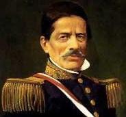 Imagen del Gral. Ramón Castilla