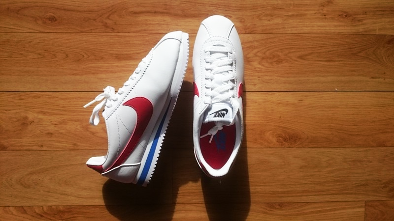 CLASSIC CORTEZ LEATHER W spartoo