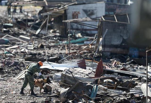 Insiden Di Rusia dan Meksiko Tewaskan Hampir 100 Orang