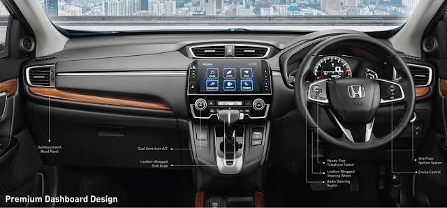 interior crv turbo