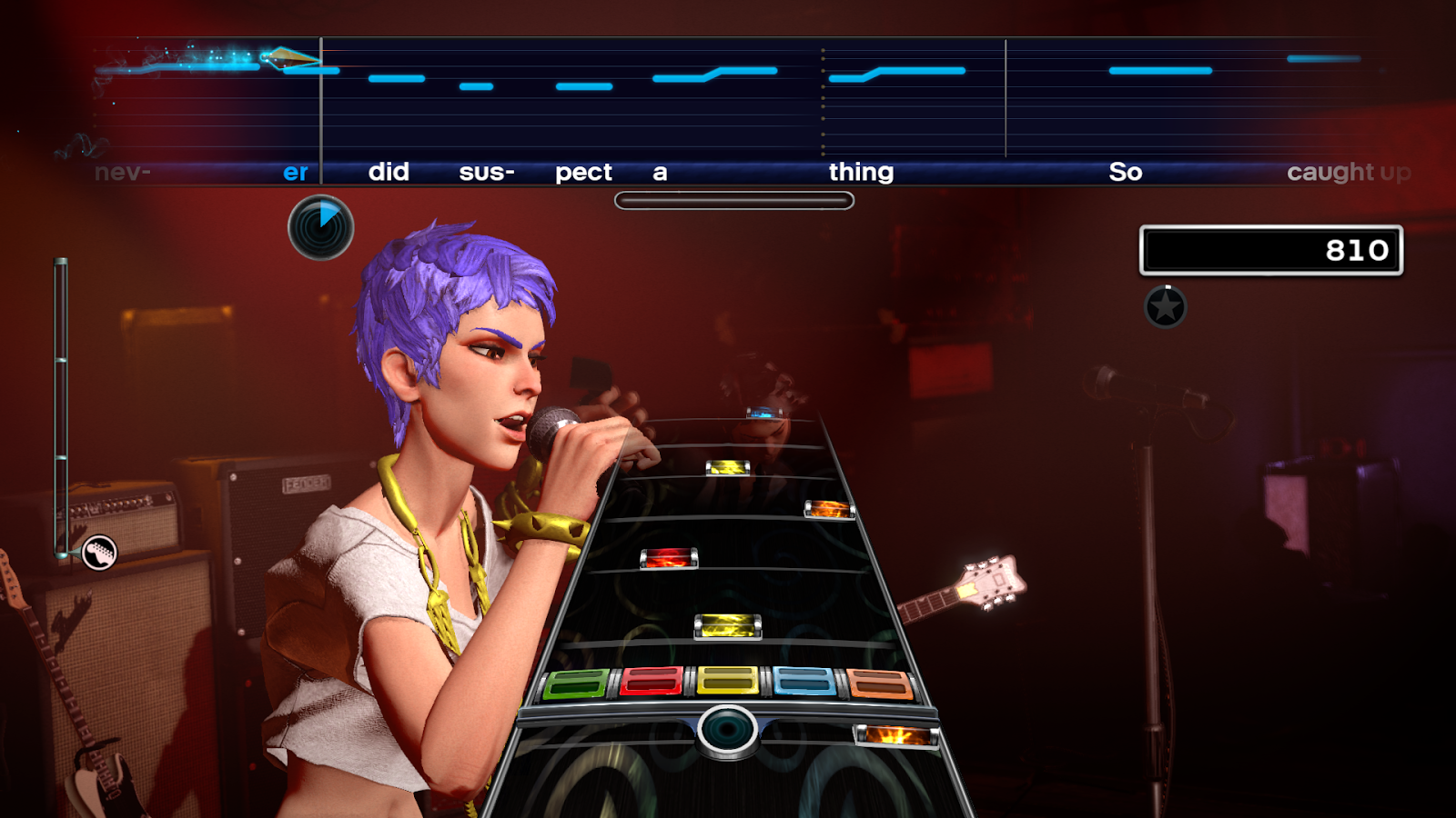 Wobble Reviews - Bob Surlaw's Words of Mouth: Rock Band 4