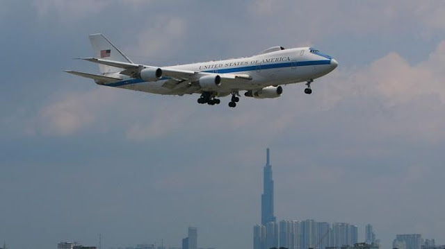 Chiếc Boeing E-4B