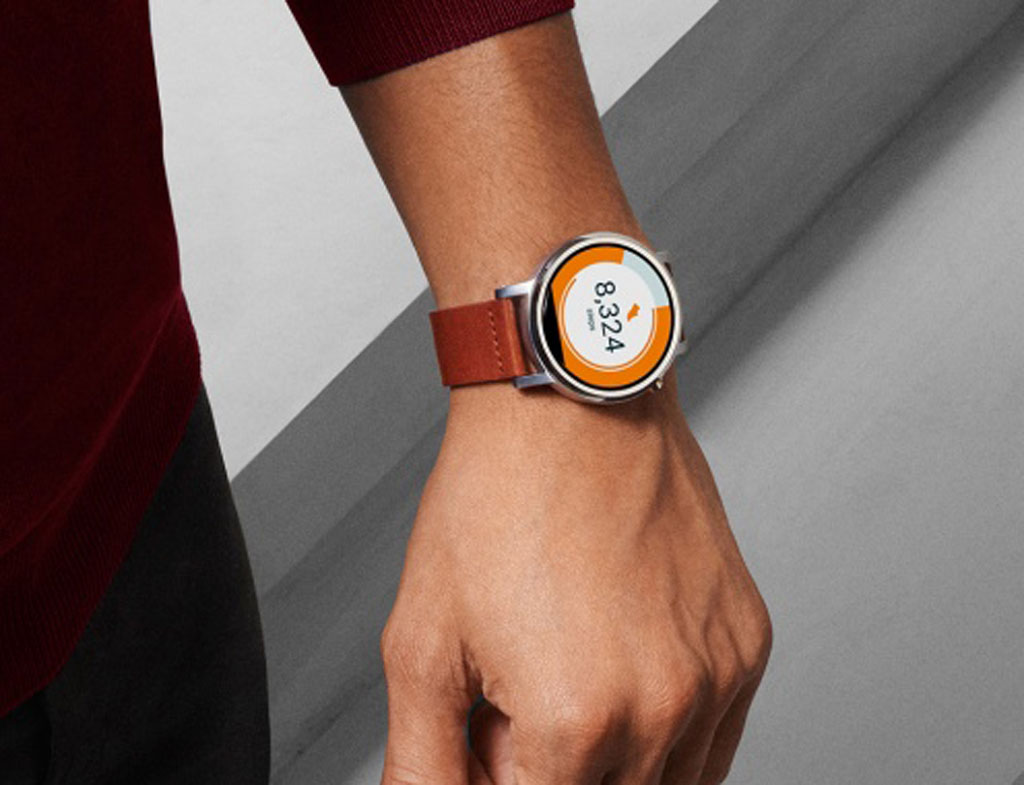 Track your health with Moto 360 (2nd Gen)