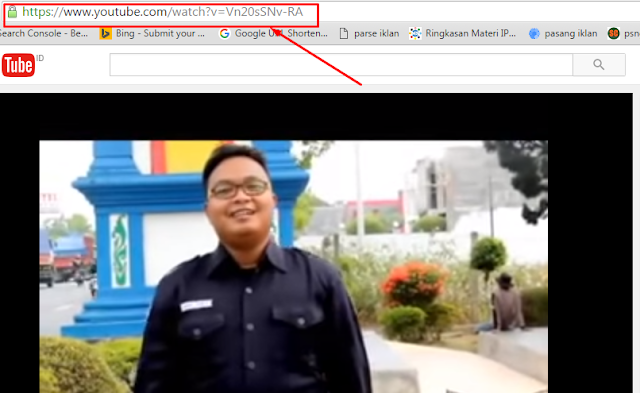 Cara Mudah Download YouTube Tanpa Softwere
