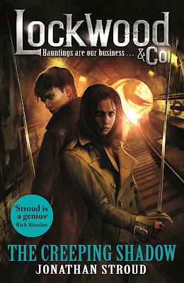 Lockwood & Co: The Creeping Shadow von Jonathan Stroud