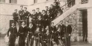 """Η """"εμφύλια ναυμαχία"""" στη Σαλαμίνα - 17 Οκτωβρίου 1909"""