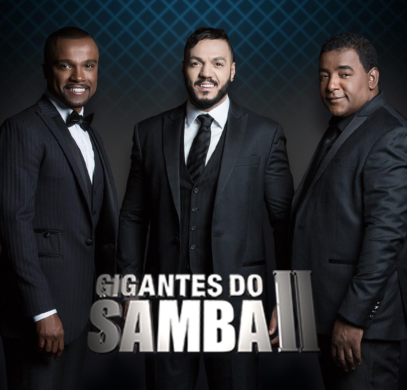 Baixar CD Gigantes do Samba 2