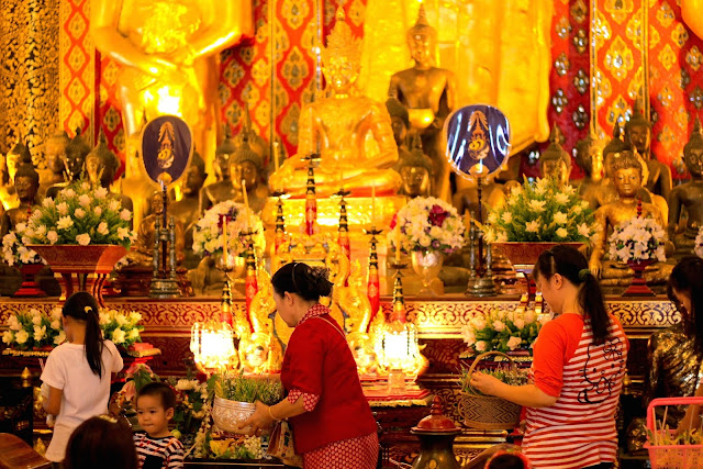 Temple Travel Photography Chiang Mai Thailand