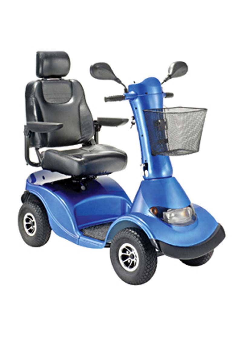 Online shopping scooters