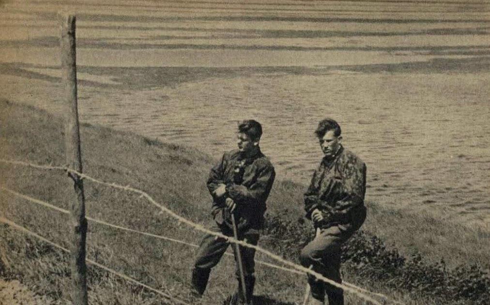 NAZI JERMAN: Foto Mayat Tentara Jerman yang Terbunuh (KIA