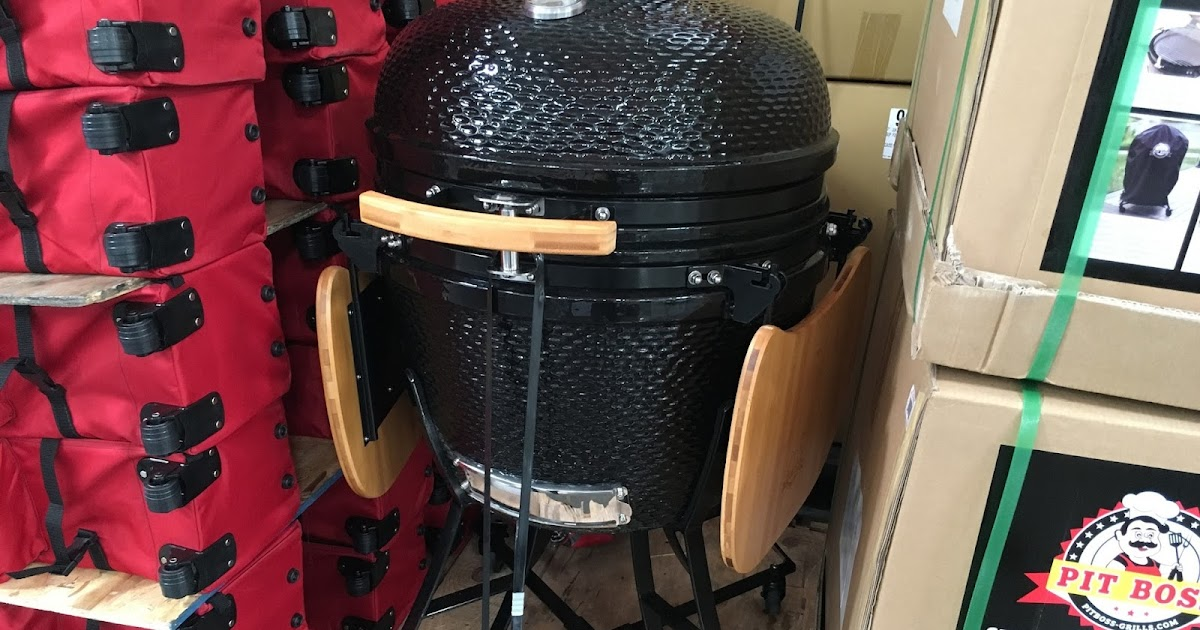 Pit Boss Ceramic Charcoal Barbecue Grill Model 71240