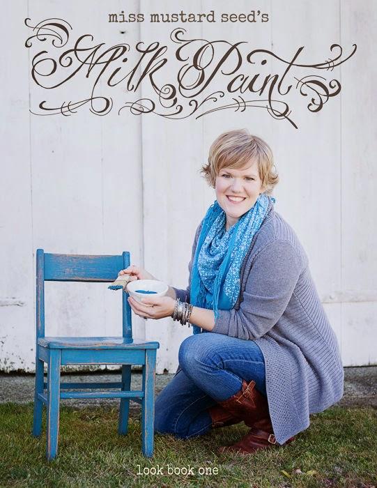 Miss Mustard Seed Milk Paint Book