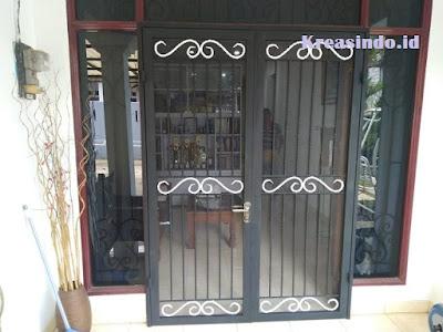 Jasa Pintu Kawat Nyamuk Besi Minimalis di Jakarta, Bogor ...