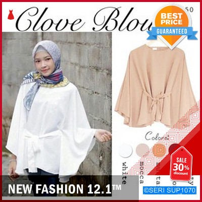 SUP1070C30 Clove Blouse Atasan Wanita Bl1050 Murah BMGShop