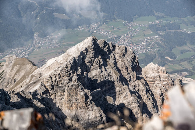MTB Serles Mieders Österreich Mountainbike Tour