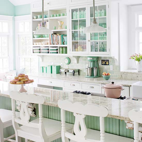 Cottage Kitchen Cabinets: 30+ Cottage Kitchens And Accessories