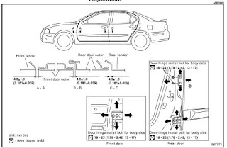repair-manuals: Nissan Maxima A33 2002 Repair Manual