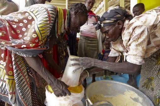 Emergencia en África por sequía e incremento del hambre