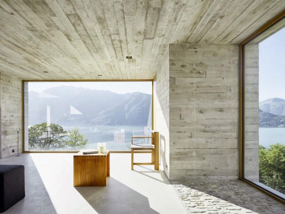 Scandinavian Retreat Concrete And More Concrete
