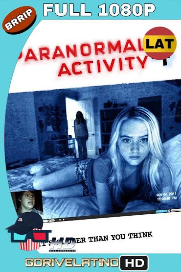 Actividad Paranormal 4 (2012) BRRip 1080p Latino-Ingles MKV