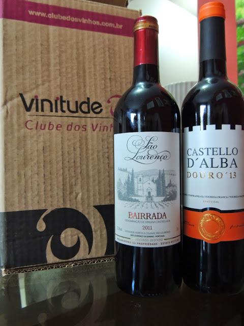 Vinhos Selecionados de Novembro 2014 - Clube dos Vinhos