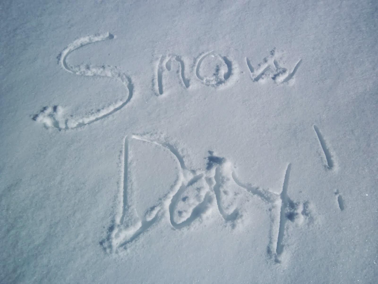 snow storm essay