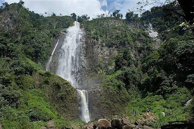 Air terjun Si Gura-gura - Sumatera Utara