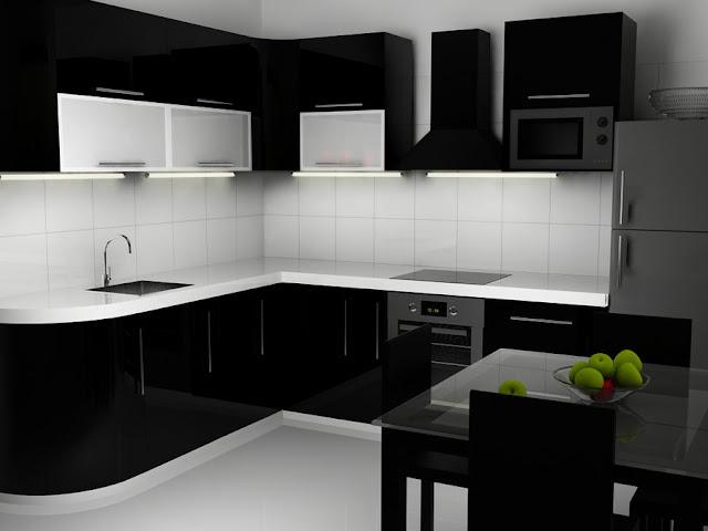 gambar-peralatan-dapur-hitam-putih