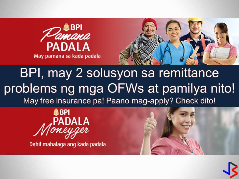 To have a trusted remittance center or money courier is very important for Overseas Filipino Workers (OFWs). With this, they can be so sure that their hard-earned money or remittances will go to their families back home.