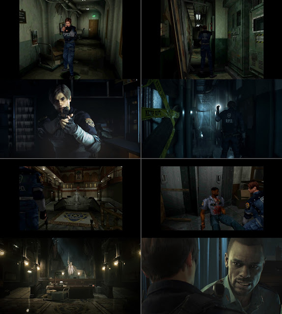 Resident Evil 2 (confronto versioni)