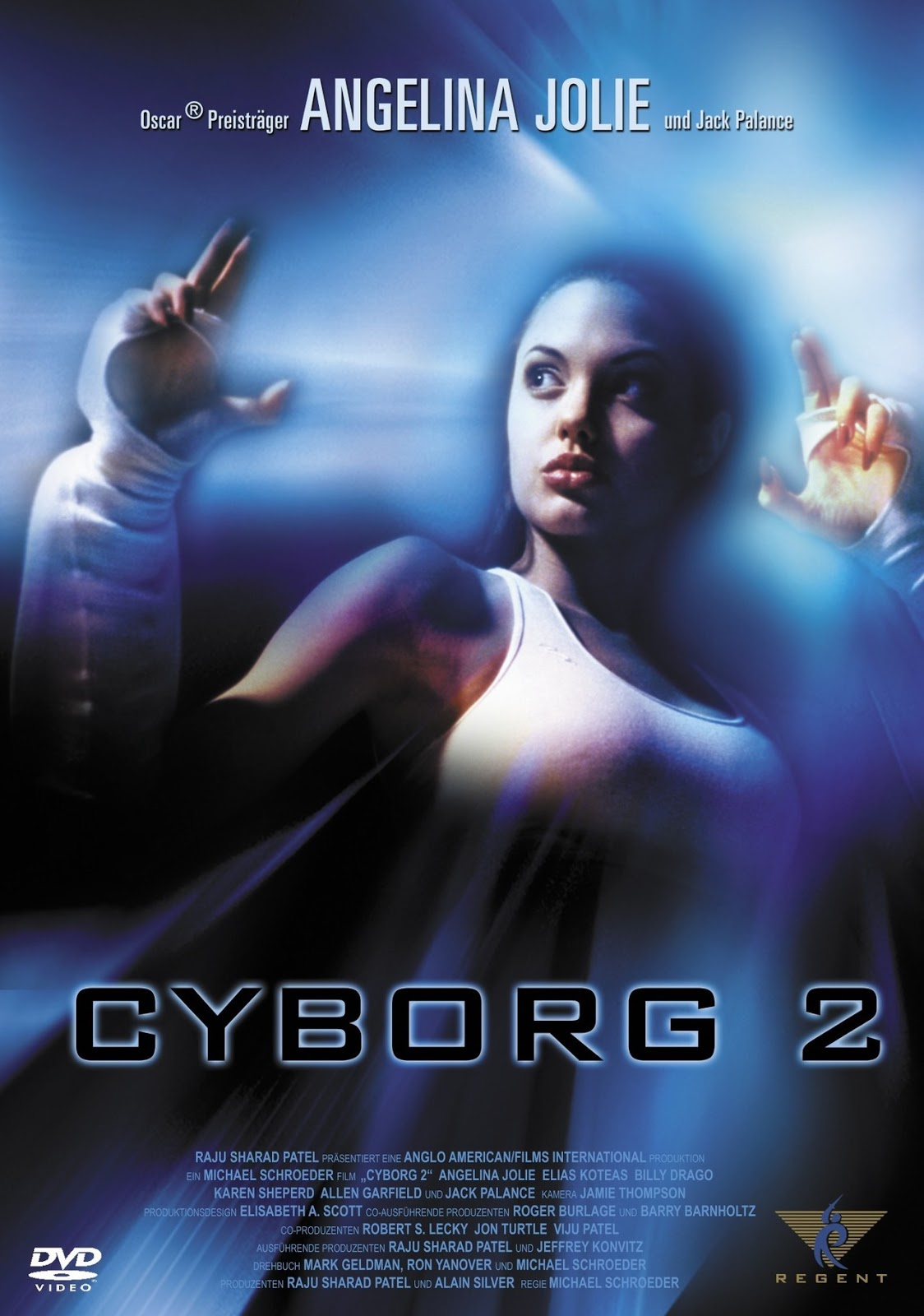 Angelina Jolie Cyborg 2 1993 comeuppance reviews: cyborg 2: glass shadow (1993)