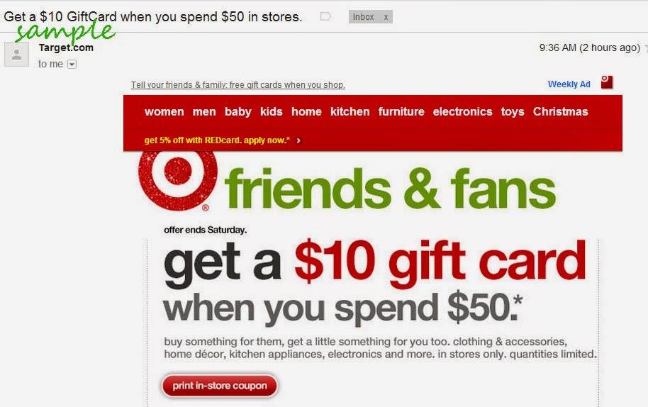2017 printable coupons target