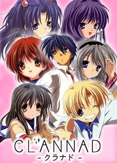Resultado de imagen de anime clannad
