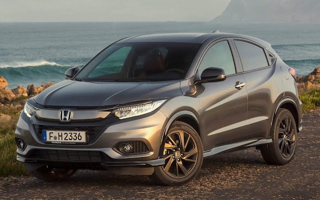 Honda HR-V 2020 V-TEC Turbo