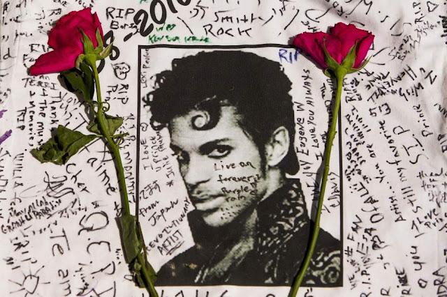 Homenaje a Prince en Nueva York