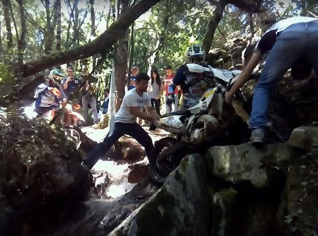Extreme Lagares 2016. Alfredo Gómez Hat Trick. Pure Enduro.