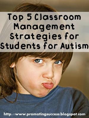 classroom management strategeis